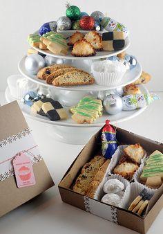 XMAS 2009 Cookie Gifts by TreatsSF, via Flickr