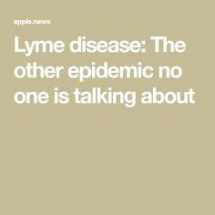 Lyme disease: The other epidemic no one is talking about — Al Jazeera Lyme Disease Tick, Ozone Therapy, Al Jazeera, Reading, Reading Books