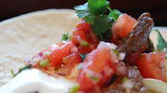 Foto: Hanne Hoftun / NRK Tex Mex, Chorizo, Pulled Pork, Bruschetta, Guacamole, Salsa, Tacos, Ethnic Recipes, Food