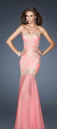 Elegant Sleeveless Pink Long Dropped Mermaid Evening Dress In Stock lkxdresses16545bjh #longdress #promdress