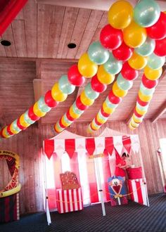 balloon ideas and inspiration for parties | Pretty Little Party Shop - Stylish Party & Wedding Decorations and Tableware