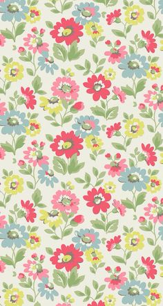 iPhone 5 wallpapers - Floral