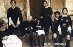 Daphne Selfe ¦¦ Dolce & Gabbana