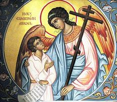 guardian angels icons holy michael - Google Search