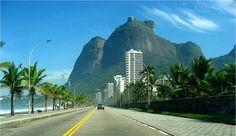 Lugares Fantásticos: Pedra da Gávea – Rio de Janeiro
