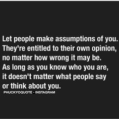 Don't be concerned with what others think of you. Your opinion is the only one that matters. People will talk assume and hate on you at different times. Who gives a shit. Just keep true to yourself and keep on with your day. #cresultsfitness #results #life #fitness #success #lifestyle #workout #hustle #truth #getfit #fitlife #motivation #words #dedication #happiness #core #train #success #exercise #instamood #boss #fitnessaddict