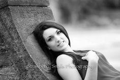 Senior Portrait. Strawberry Snails Photography, Pittsburgh Portrait Photography
