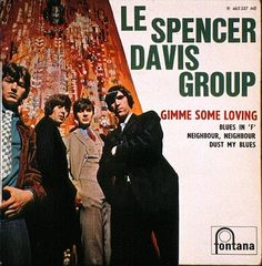 SIXTIES BEAT: The Spencer Davis Group