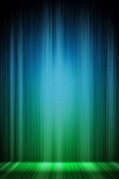 iphone wallpaper blue n green stripes