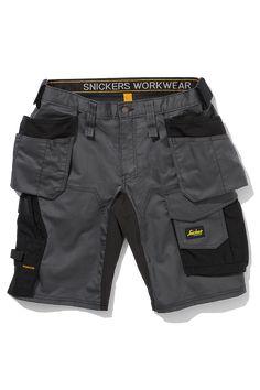 Snickers Workwear, Boy Fashion, Mens Fashion, Stretch Shorts, Work Wear, Bermuda Shorts, Menswear, Boston Bruins, Mani
