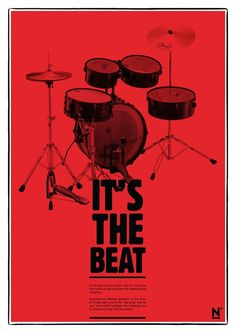 it's the beat
