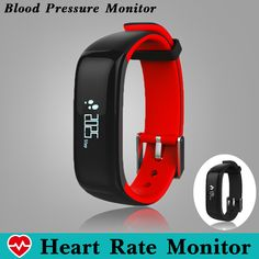 >> Click to Buy << Fashion Swim Touch Screen Smart Wristband Band Blood Pressure Heart Rate Monitor Fitness Bracelet Tracker Pedometer No Fitbit #Affiliate