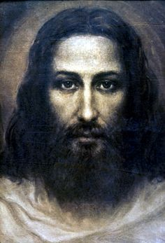 Head of Christ. artist: Ariel Agemian Head of Christ. copyright: Ariel Agemian. Inspired by the Shroud of Turin.