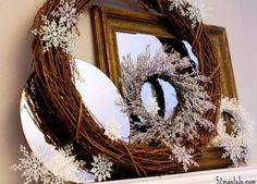 winter mantle decor | Cozy Winter Mantle Decor Ideas | For the Home