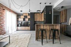 다양한 텍스처로 완성된 모던하고 감각적인 10평대 아파트 인테리어 : 네이버 포스트