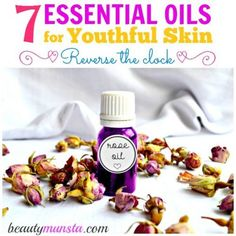 ...smooth out fine lines, fade age spots & firm skin. Use these essential oils for aging skin as part of your night time skin care treatment as this is the time your skin repairs itself.