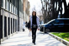 Le 21ème / Bara Podzimkova | Milan  // #Fashion, #FashionBlog, #FashionBlogger, #Ootd, #OutfitOfTheDay, #StreetStyle, #Style