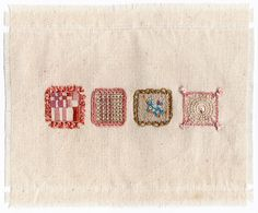 Leonor Barreiro #embroidery