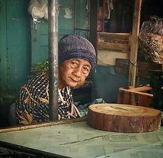 Java, Photo Art, Buddha, Statue, Natural, Illustration, Painting, Illustrations, Painting Art