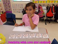 Teaching With Love and Laughter: Unscrambling Sentences