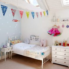 Country bedroom | Children's room design ideas | Decorating | housetohome.co.uk