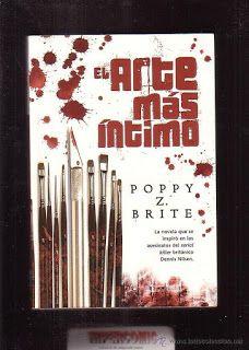 Life is a Book: Reseña: El arte más íntimo - P. Z. Brite