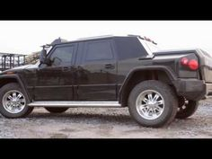 ▶ Kombat T-98 VIP Armored car - YouTube