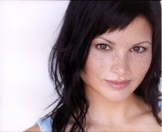 Katrina Law from Spartacus: love her freckles