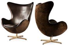 Fritz Hansen : Egg Chair