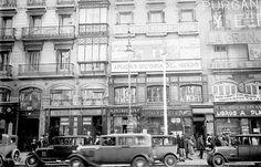 La Puerta del Sol. 1930. http://www.ibytes.es/blog_Historia_de_Madrid_fotografias_1907-1965.html
