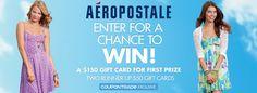 $250 Aéropostale Summer Wardrobe #Giveaway! Ends 6/23