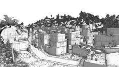 favela procedural buildings 728x409 Making of Favela