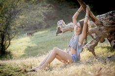 www.matteo-destefano.it #vintage #inspirations #ideas #idea #girl #posing #summer #glamour #inspiration #photographer #italianstyle #light #naked #skin #hat #hair #fashion #style
