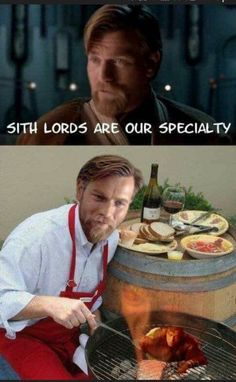 Sith Lords are our specialty.