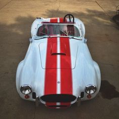 In love with this AC COBRA!