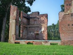Ambler Ruins, New Towne (Accessible Archaeology - Review of Historic Jamestowne…