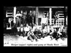 "▶ Bucky Halker: ""The Hanging of Charlie Birger"" - YouTube"
