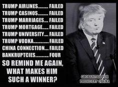 Funniest Donald Trump Memes: Donald Trump Failures