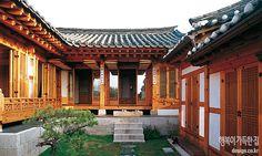 Korean traditional house맘&앙팡_