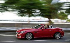 Mercedes-Benz SLK. You can download this image in resolution 2560x1600 having visited our website. Вы можете скачать данное изображение в разрешении 2560x1600 c нашего сайта.