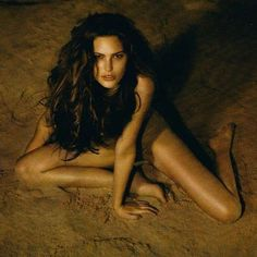 82 Desert Fashion Photoshoots - From Exotic Escapist Editorials to Gym Rope Swimsuits (CLUSTER)
