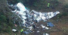 """Piloto do voo da Chapecoense foi avisado da falta de combustível: """"isso não está bem"""""""