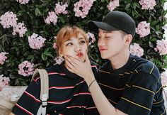 we are made of stardust Couple Ulzzang, Ulzzang Girl, Korean Boy, Korean Couple, Ulzzang Fashion, Korean Fashion, Wedding Couples, Cute Couples, Cute Couple Pictures