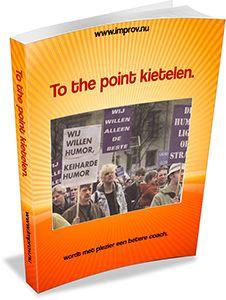 E-book 'to the point kietelen'