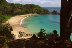 4. - Baia dó Sancho beach, Fernando de Noronha, Brasil