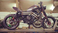 Custom 2017 Honda Rebel 500 & 300 Motorcycle - Bobber / Dual-Sport Enduro Build Pictures
