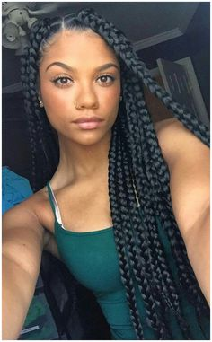 Long Box Braids Styles Picture 42 chunky cool jumbo box braids styles in every length Long Box Braids Styles. Here is Long Box Braids Styles Picture for you. Long Box Braids Styles 121 sophisticated jumbo box braids styles for you. Blonde Box Braids, Black Girl Braids, Girls Braids, Box Braid Hair, Braided Hairstyles For Black Women, Girl Hairstyles, Braid Hairstyles, Evening Hairstyles, Hairstyles 2016