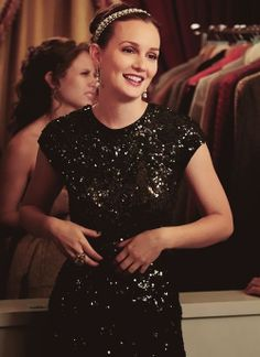 Blair's Waldorf preppy style