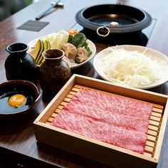 """""""OUMI-GYU (beef) course -  by eatography"""