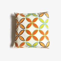 Hey, I found this really awesome Etsy listing at https://www.etsy.com/listing/461511174/orange-lime-tangerine-cushion-abstract